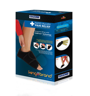King Brand Foot ColdCure Wrap
